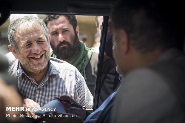 سفر علیرضا تابش رئیس بنیاد مسکن به میامی سمنان