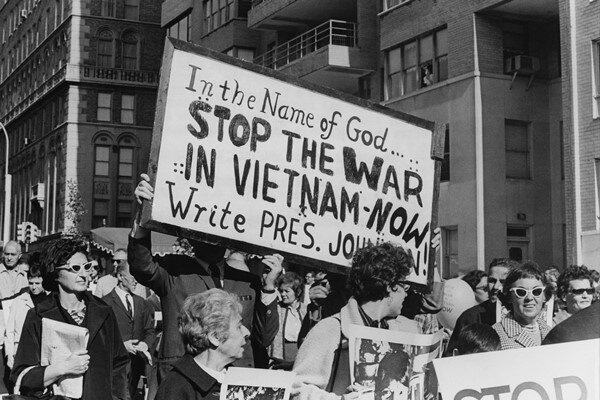 تصاویر تکان دهنده از کشتار غیرنظامیان در جنگ ویتنام