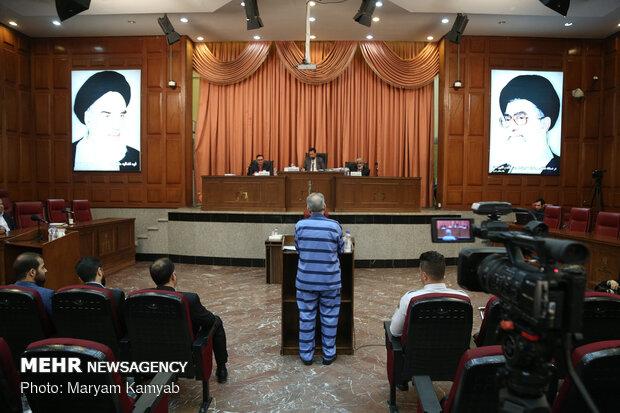 نجفی:چهل سال خدمتم را ببینید/نماینده دادستان:اشدمجازات راخواستارم