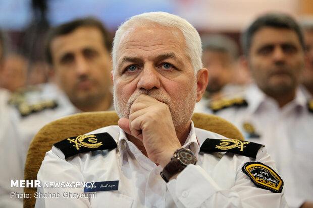 رئیس عقیدتی سیاسی پلیس راهور ناجا در حادثه رانندگیجان باخت