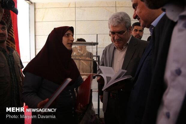 سفر سورنا ستاری معاون رئیس جمهور به خراسان شمالی