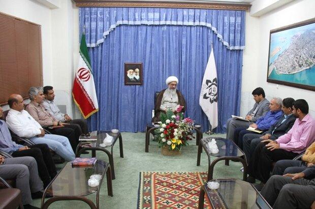 ظرفیتهای کرانهای استان بوشهر برای توسعه اشتغال استفاده شود