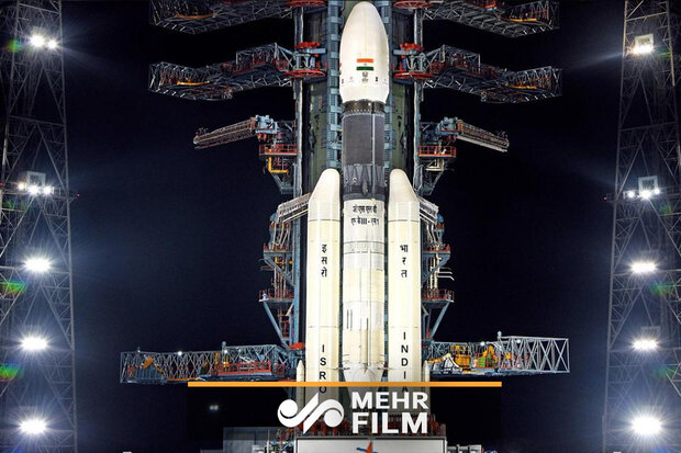 VIDEO: India launches Chandrayaan 2 spacecraft to Moon