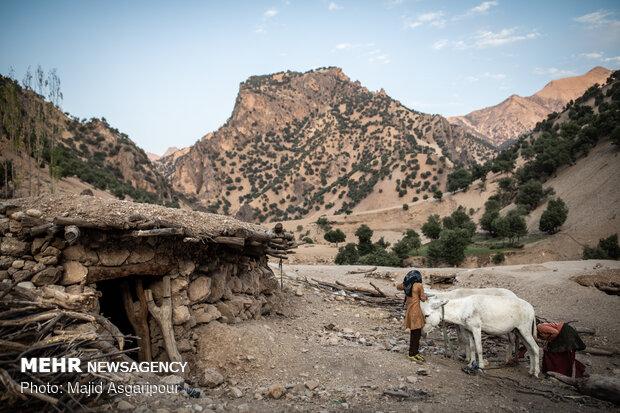 Life of Moguyi people