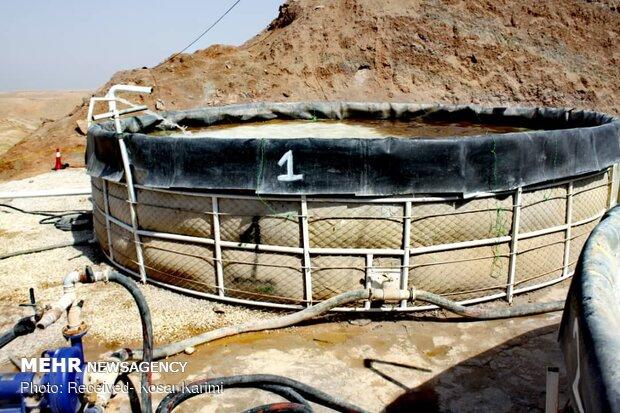 طرح مدیریت پسماند حفاری به روش بیولوژیک در مناطق نفت خیز جنوب