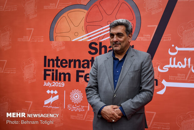 Opening ceremony of 7th Shahr Intl. Filmfes.