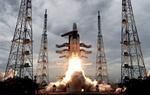 تصاویر ارسال فضاپیمای هندی به ماه