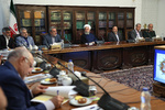Pres. Rouhani urges for intensifying efforts against smuggling of goods, forex
