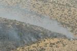 آتشسوزی در جنگلها و مراتع پلدختر