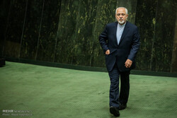 Zarif to brief Parl. key cmte. on latest foreign diplomacy developments: spox