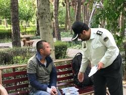 دستگیری ۲۴ توزیع کننده مواد مخدر و معتاد متجاهر در همدان