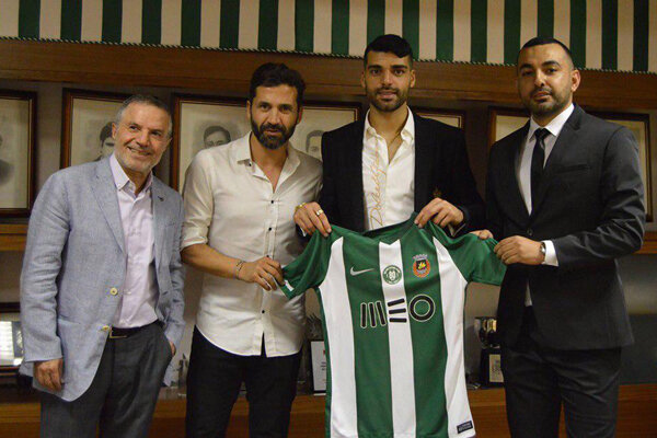Mehdi Taremi joins Portugal's Rio Ave