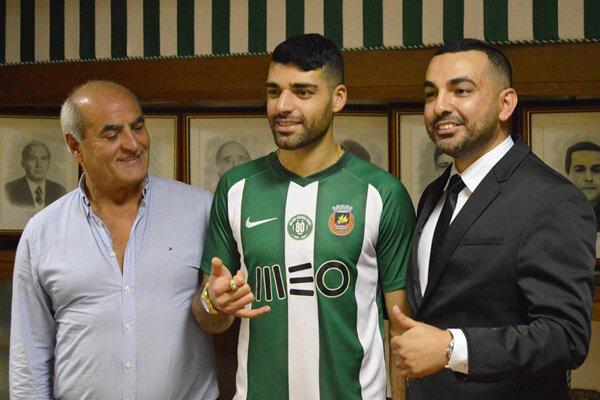 بازتاب انتقال طارمی به تیم ریوآوه در روزنامه «رکورد» پرتغال