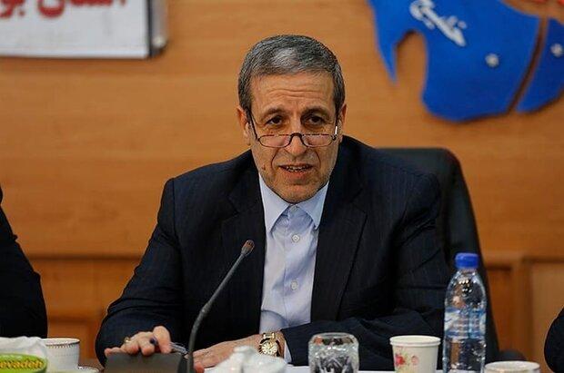 چرخ توسعه در استان بوشهر متوقف نشده است