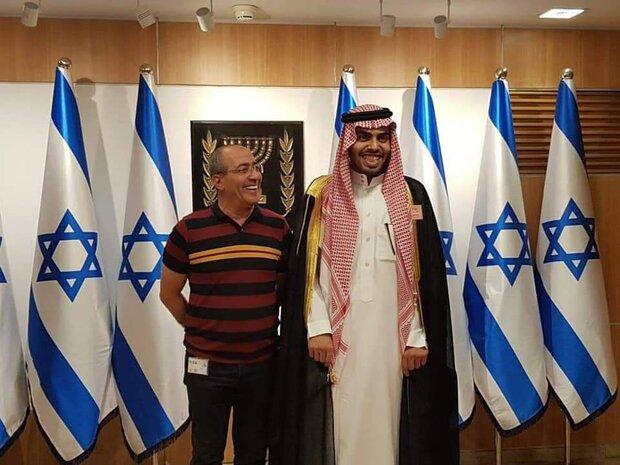 """طرد إعلامي """"سعودي"""" مُطبع من المسجد الأقصى المبارك"""
