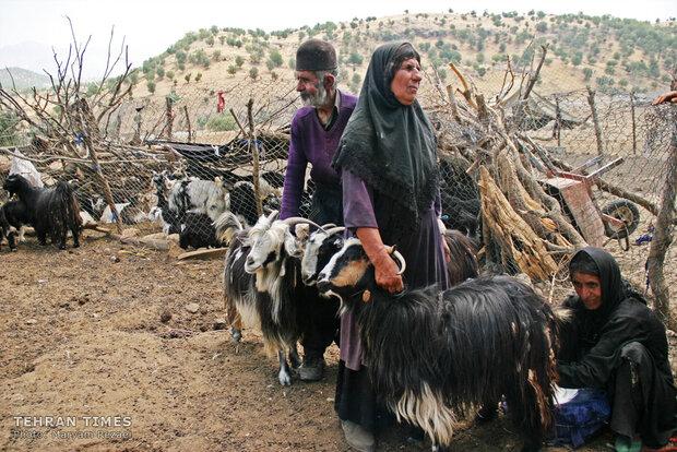 Bakhtiari region