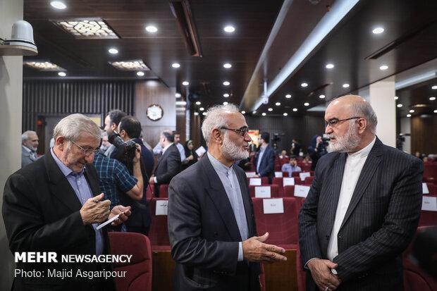 مراسم تودیع و معارفه رئیس کمیته امداد امام خمینی(ره)