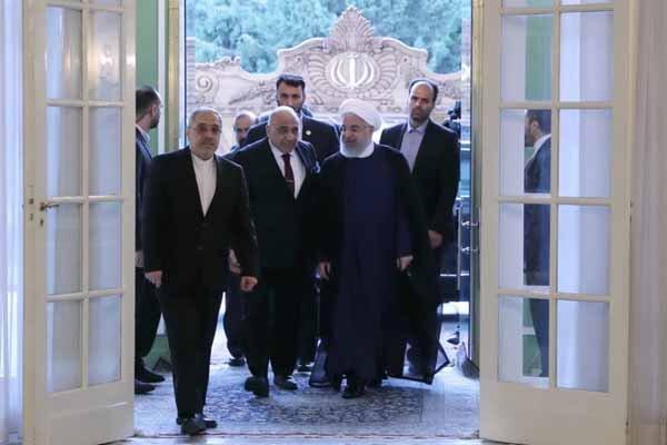 انگلیس نخست وزیر عراق را برای حل بحران با ایران واسطه کرد