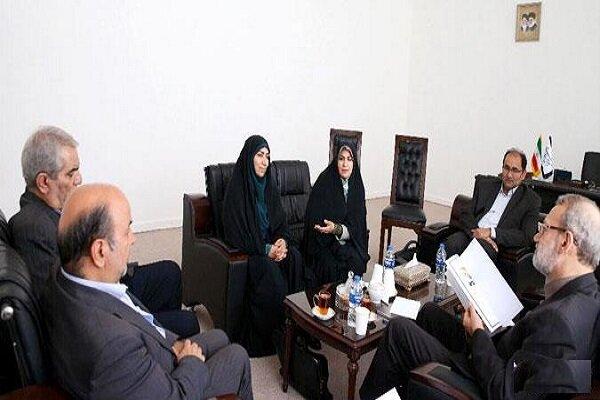 گزارش رئیس هیات پارلمانی مجمع مجالس آسیایی به لاریجانی