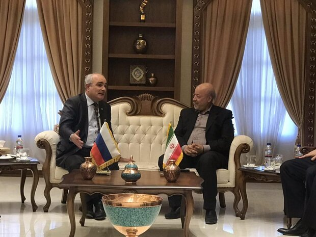 US sanctions not to affect Iran-Russia relations: Ambassador