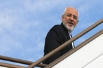 FM Zarif leaves for China
