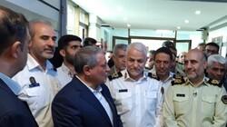 استودیو پلیس پایتخت افتتاح شد
