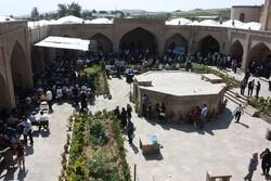 نخستین جشنواره زردآلو در مرند برگزار شد