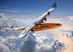 طراحی هواپیما با الهام از پرندگان شکاری
