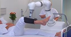 فیلمی از ربات فیزیوتراپ را ببینید