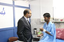 بخش بسیاری از خدمات فیزیوتراپی تحت پوشش بیمه سلامت است