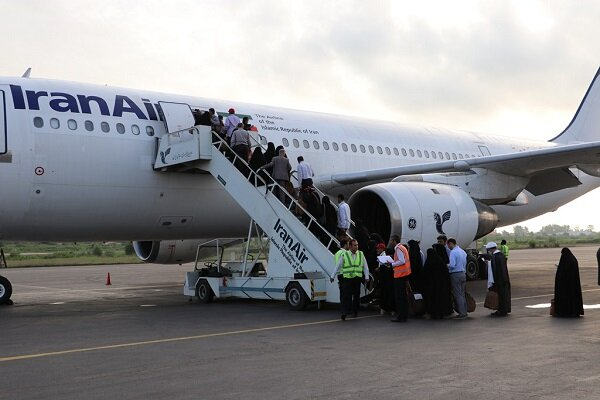 مشکل انتقال به فرودگاه؛ علت تاخیر پرواز حجاج