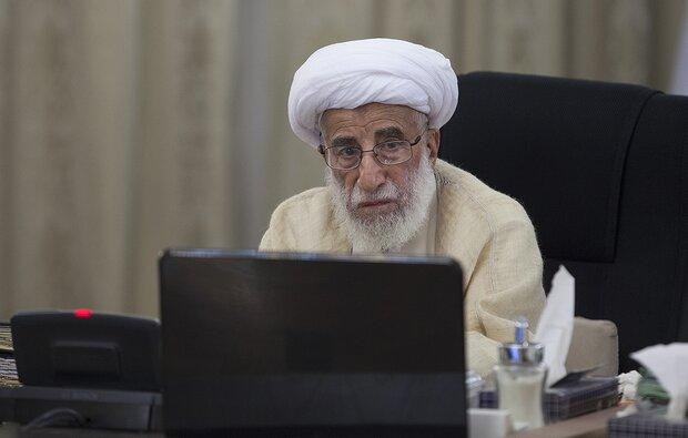 آية الله جنتي يدعو المنظمات الدولية المستقلة لتحقيق بجرائم السعوديين في اليمن