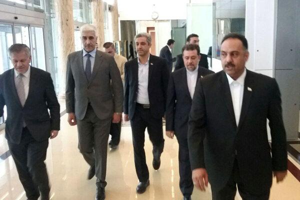 ايران توظف جميع طاقاتهاالرياضية لتعزيز التعاون مع العراق