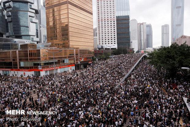 چین به کانادا درباره دخالت در امور هنگ کنگ هشدار داد