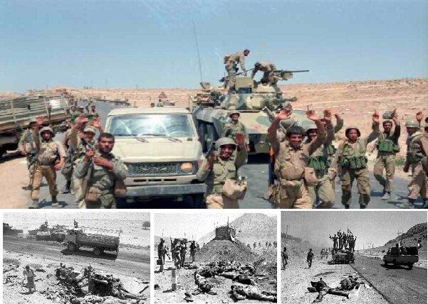 مرصاد یکی از بزرگ ترین عملیات های ایران و عراق
