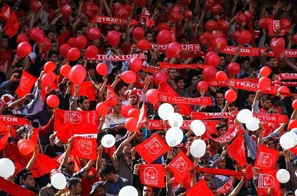 حضور ۳۱۰۰ نفری هواداران در ورزشگاه/ صادقی در تبریز یخ زد