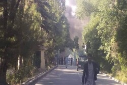 Blasts in Kabul left 28 killed, wounded