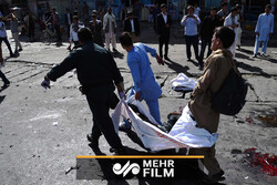 Video: Three bombings rock Afghan's Kabul, killing a dozen people