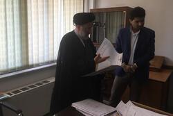 بازدید سرزده رئیس قوه قضائیه از دادسرای عمومی و انقلاب مشهد