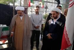 تجدید میثاق مدیرکل و کارکنان تبلیغات اسلامی آذربایجان شرقی با آرمانهای شهدا