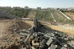 تخریب ۶۹ مورد ساختوساز غیرمجاز در حاشیه جادههای البرز