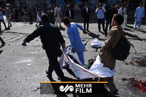 کابل میں زوردار بم دھماکہ میں متعدد افراد ہلاک