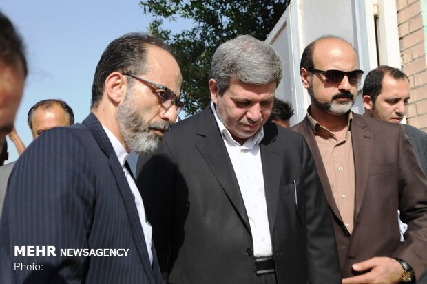 سرپرست وزارت آموزش و پرورش وارد خوزستان شد
