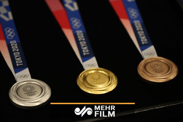 VIDEO: Producing 2020 Olympic medals from recycled materials