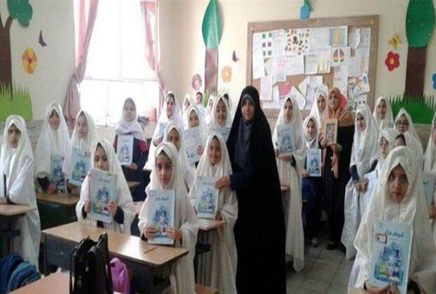 فعالیت ۳۵ مبلغ در مدارس قزوین