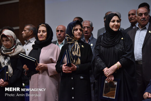هفدهمین مجمع خیرین سلامت استان فارس