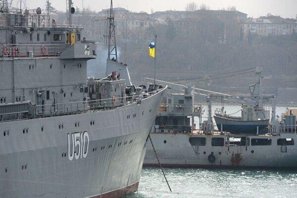 اوکراین یک نفتکش روسیه را توقیف کرد