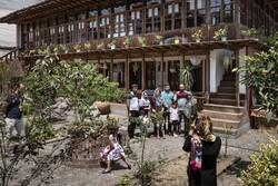 """منزل المناضل """"ميرزا كوجك خان جنكلي"""" يستجلب السياح الى شمال ايران"""
