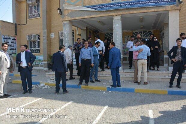 فردا ۸۶۰ کلاس درس در مناطق سیلزده خوزستان افتتاح میشود
