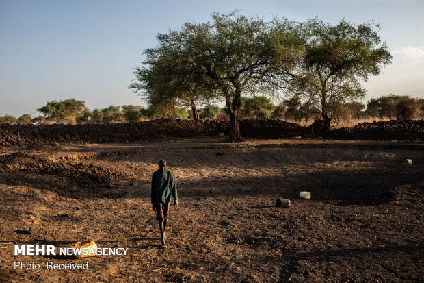 تلاش برای مقابله با خشکسالی در سودان جنوبی